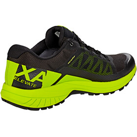 Salomon XA Elevate GTX Shoes Men Black/Lime Green/Black